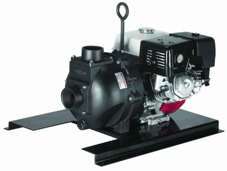 "13 HP Honda Gas Engine Cast Iron Pump with 3"" NPT"