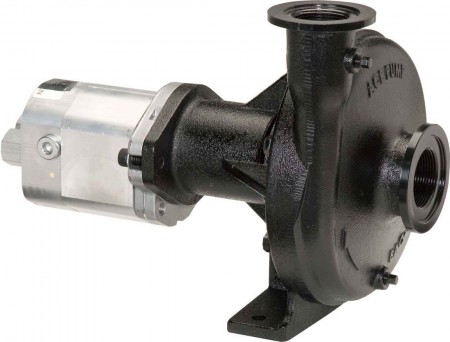 Ace 650 Hydraulic Driven E-coated Cast Iron Pump with 220 Flange Suction x 200 Flange Discharge