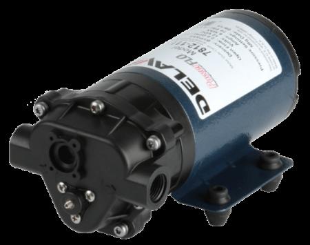12V 2 GPM PowerFLO Automatic Demand Diaphragm Pump w/ On/Off Switch