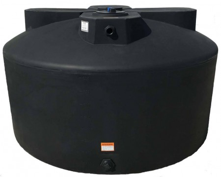 1075 Gallon Plastic Water Storage Tank