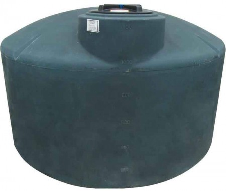 1100 Gallon Plastic Water Storage Tank