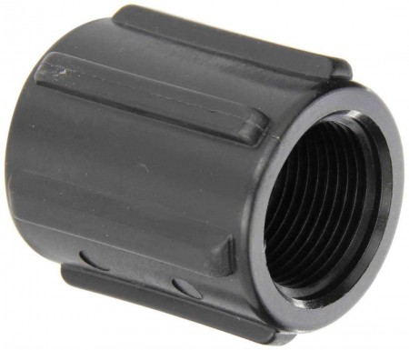 """Pipe Reducer Coupling Fitting - 1"""" FPT x 3/4"""" FPT"""