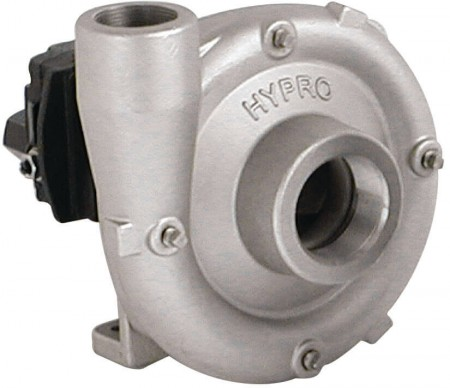 "Hydraulic Stainless Steel Centrifugal Pump with 2"" NPT Inlet x 1-1/2"" NPT Outlet"