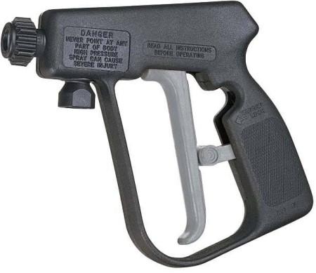 "Pistol Spray Gun with 11/16"" TeeJet thread"