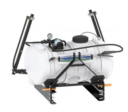 60 Gallon 3-Point Hitch Sprayer with 10′ Folding Boom