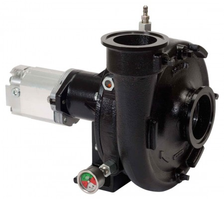 Ace 855 Hydraulic Driven E-coated Cast Iron Pump with 300 Flange Suction x 300 Flange Discharge