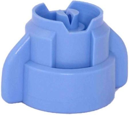 SprayMax Sky Blue Polyacetal Extended Range Spray Nozzle