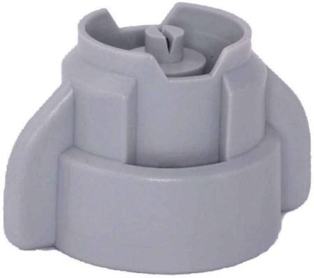 SprayMax Gray Polyacetal Extended Range Spray Nozzle