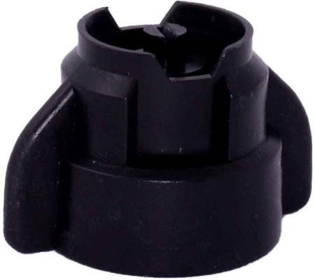SprayMax Black Polyacetal Extended Range Spray Nozzle