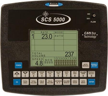 SCS 5000 Control Console
