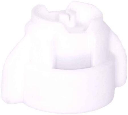 SprayMax White Polyacetal Extended Range Spray Nozzle