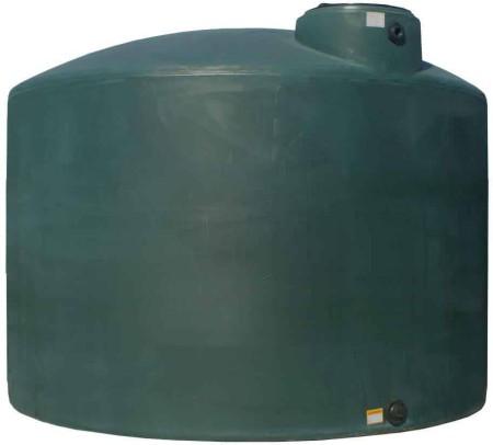 6500 Gallon Plastic Water Storage Tank