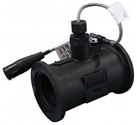 "1-1/2"" Poly Flow Meter RFM 15"