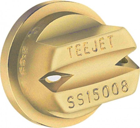 Double Outlet Flat Spray Tip Nozzles