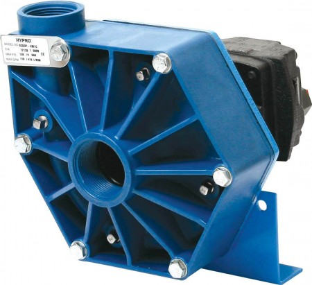"""Hydraulic Poly Centrifugal Pump with 1-1/2"""" NPT Inlet x 1-1/4"""" NPT Outlet"""