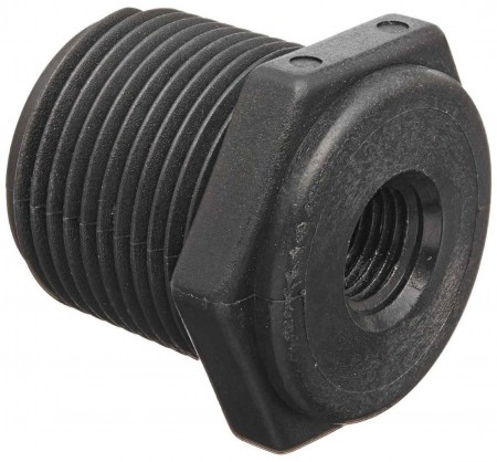 """Pipe Reducer Bushing Fitting - 3/4"""" MPT x 1/2"""" FPT"""