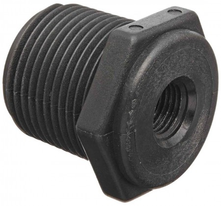 """Pipe Reducer Bushing Fitting - 2"""" MPT x 3/4"""" FPT"""