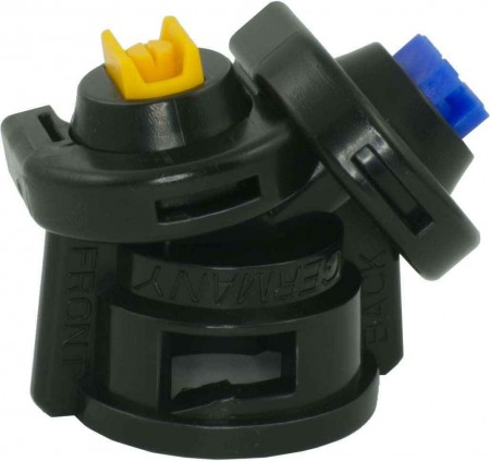 Airmix Polyacetal-EPDM Low Pressure Spray Nozzle