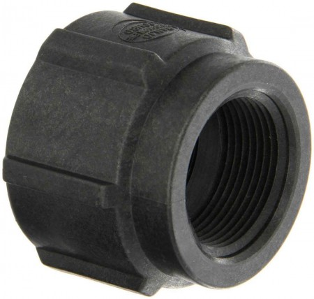 "Pipe Reducer Coupling Fitting - 1 1/2"" FPT x 1 1/4"" FPT"