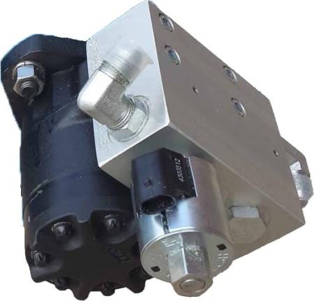 Hydraulic Motor with PWM