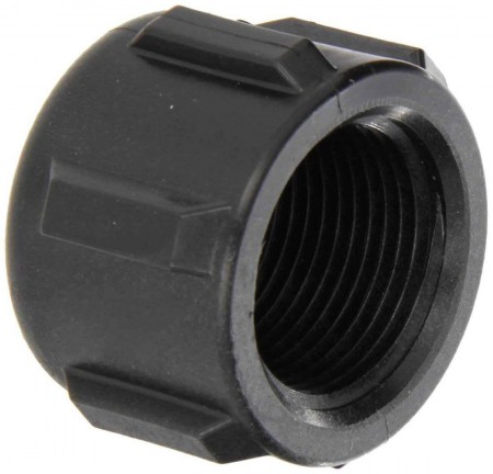 """Pipe Cap Fitting - 1"""" FPT"""