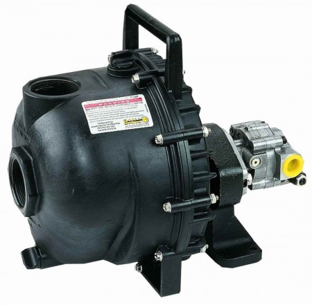 "12 HP Gresen Hydraulic Engine Poly Pump with 2"" NPT"