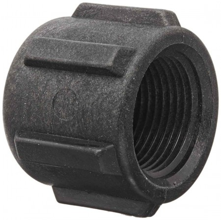 "Pipe Cap Fitting - 1/2"" FPT"