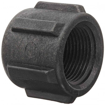 """Pipe Cap Fitting - 3/4"""" FPT"""