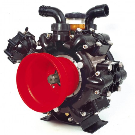 """Diaphragm Pump with 2"""" HB Inlet x 1-1/2"""" HB Outlet"""