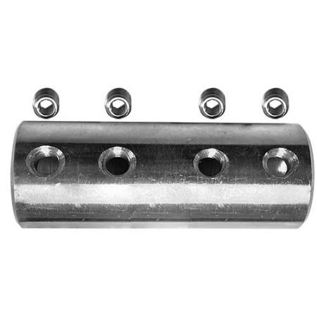 "PTO Steel Shaft Adapter 3/4"" x 15/16"""