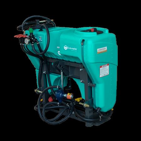 50 Gallon Roller 3 Point Land Champ Tractor Sprayer