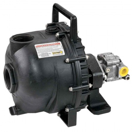 "12 HP Gresen Hydraulic Engine Poly Pump with 3"" NPT"