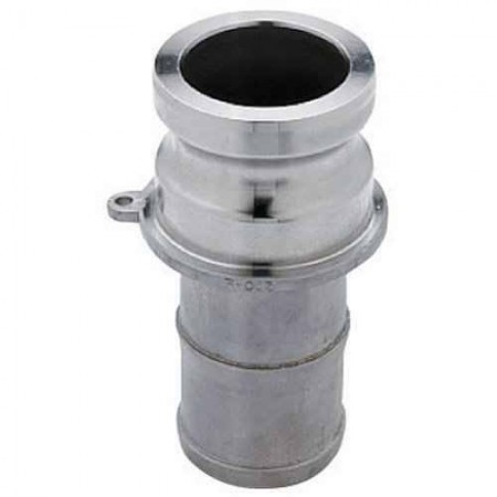 """Cam Action Adapter Fitting - 1 1/2"""" Male Adapter x 1 1/2"""" Hose Shank"""