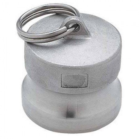 """Cam Action Plug Fitting - 2"""" Male Adapter"""