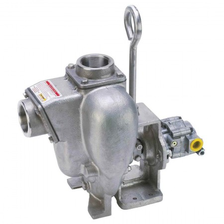 "21 HP Gresen Hydraulic Engine Stainless Steel Pump with 3"" NPT"