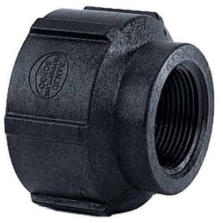 "Pipe Reducer Coupling Fitting - 2"" FPT x 1/2"" FPT"