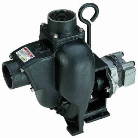 "21 HP Gresen Hydraulic Engine Cast Iron Pump with 3"" NPT"
