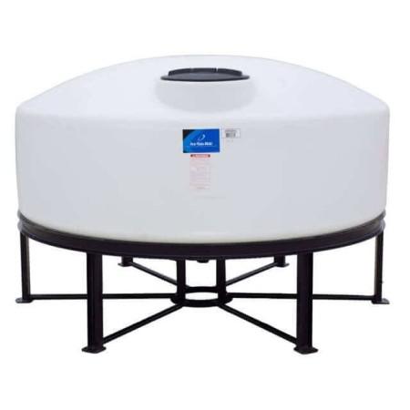 1000 Gallon Cone Bottom Tank w/ Stand