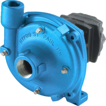 "Hydraulic Cast Iron Centrifugal Pump with 1-1/4"" NPT Inlet x 1"" NPT Outlet"
