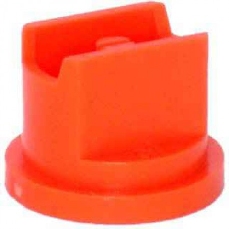SprayMax Orange Polyacetal Extended Range Spray Tip Nozzle