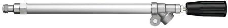 "22.25"" High Pressure AA143 Aluminum GunJet with 3/4"" GHT"