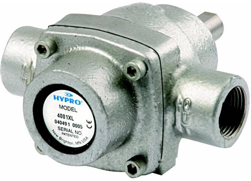 4001xl H Hypro Silvercast Roller Pump 3 4 Quot Npt X 3 4 Quot Npt