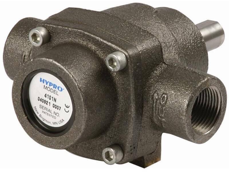 4101n Hypro Ni Resist Roller Pump 3 4 Quot Npt X 3 4 Quot Npt