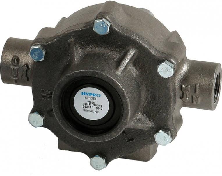 7560n Hypro Ni Resist Roller Pump 3 4 Quot Npt X 3 4 Quot Npt