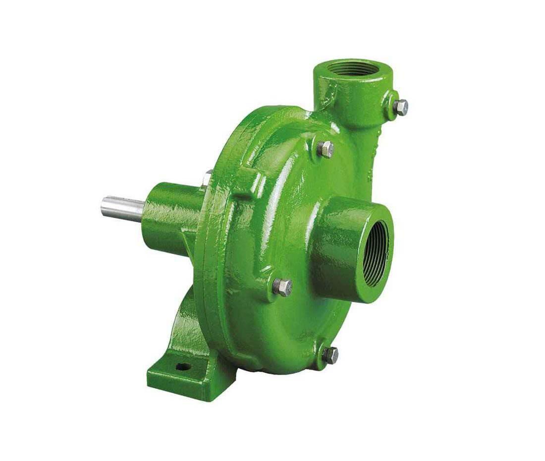 """Shurflo Water Pump >> FMC-CW-150 Ace Pumps   Belt Driven Cast Iron Pump - 1-1/2"""" x 1-1/4"""""""