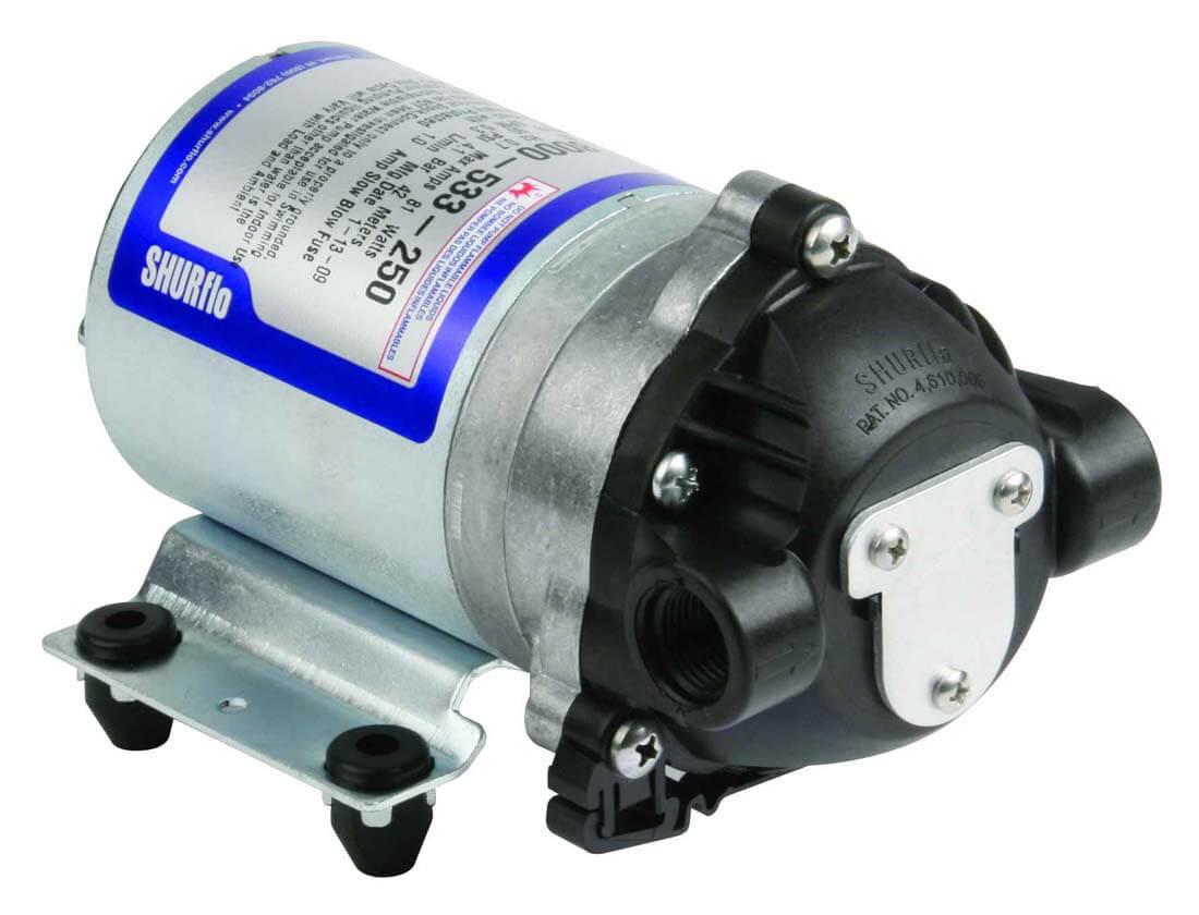 115 Volt Bypass Electric Pump - 3/8