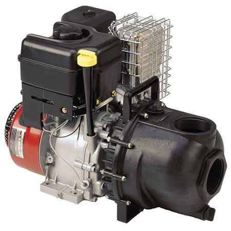 300p11pro Banjo 11 Hp Briggs Amp Stratton Gas Engine Poly Pump