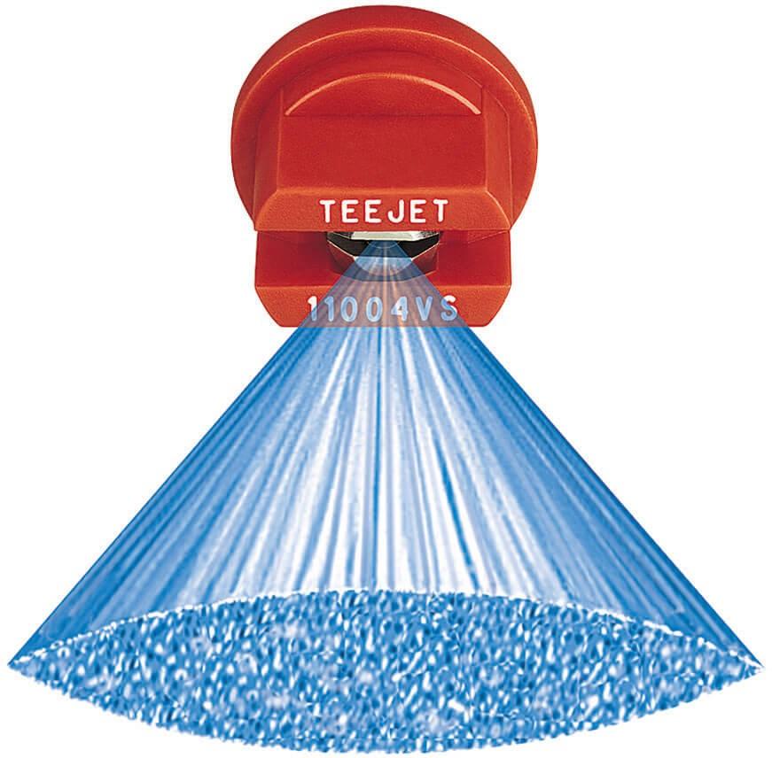 Truck Bed Sizes >> TP65 TeeJet | VisiFlo Flat Spray Tip Nozzles