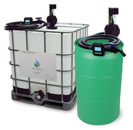 Ibc Tote Dura Pump Top Unload Kit Dpt Dura Products