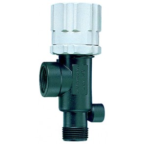 "3/4"" Teejet Piston-Type Pressure Relief Valve"